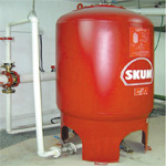 Foam/Water Extinguishing System